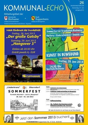 2013-26 - Stadt Kuppenheim