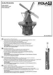 Große Windmühle - Faller