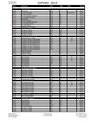 Prislista - Palles Import