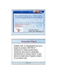 IEB Dhaka Mar '11 S_Rahman - ceage - Virginia Tech