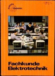 Peter Bastian u.a. Fachkunde Elektrotechnik - buchkalmar.de