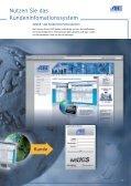 Bidirektionales Funksystem Agility 3 Produktkatalog 2014/2015 - ABI ... - Seite 7