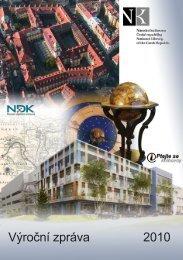 Výroční zpráva 2010 - Národní knihovna ČR