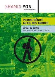 Au fil des arbres à Pierre-Bénite. Circuit du centre Parc ... - Grand Lyon