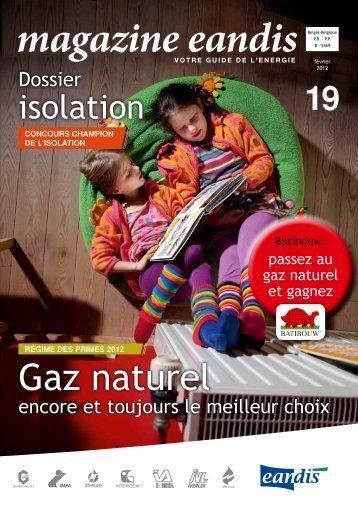 Magazine Eandis 19