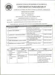 seleksi umum jasa audit atas laporan keuangan universitas ...