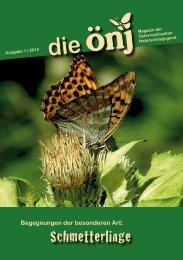 Schmetterlinge - Österreichische Naturschutzjugend
