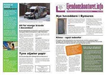 Marts (pdf) - Avedøre Stationsby Syd