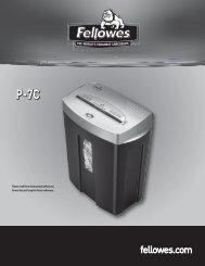 P-7C - Fellowes