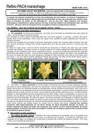 Dossier pollinisation - GRAB, Groupe de Recherche en Agriculture ...