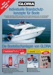 Datenblatt - Gloria GmbH