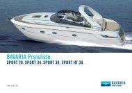 SPORT 28   34   38 - zu Boote Pfister