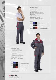 marsum stretchkollektion [pdf] - Profiline Berufsmode
