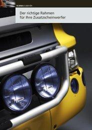 Scania Zubehör: Lampenbügel – Der richtige Rahmen für Ihre ...