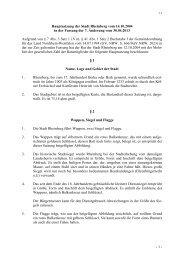 - 1 - Hauptsatzung der Stadt Rheinberg vom 14.10.2004 in der ...