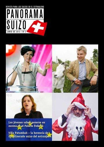 Panorama Suizo 3/13 Low Resolution - Schweizer Revue