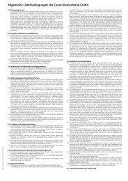 1. Aktuelle Fassung vom 1. Dezember 2011 [PDF - Canon ...