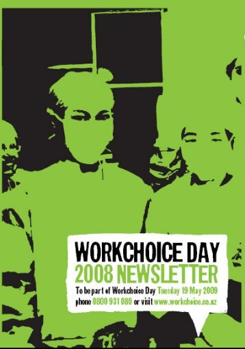2008 - Workchoice Trust