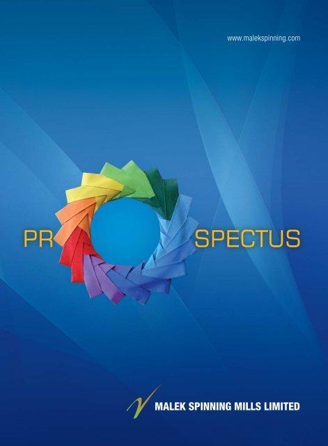 Malek Spinning Mills Limited