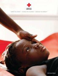 Annual Report 2010 - American Red Cross