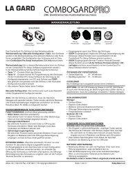 COMBOGARDPRO - Kaba Mauer GmbH