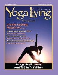 Serving - Yoga Living Magazine