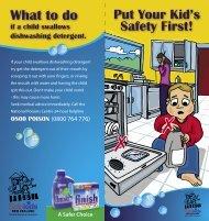 Put Your Kid's safety First! - Safekids