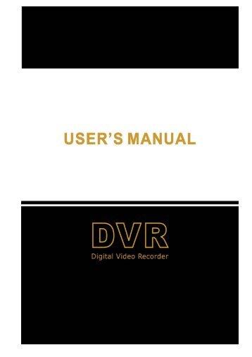 15-DVR04M and 15-DVR04MP instructions.pdf - Kent Alarms