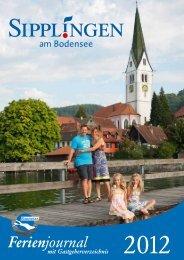 Das Ferienjournal als PDF herunterladen - seedata GmbH