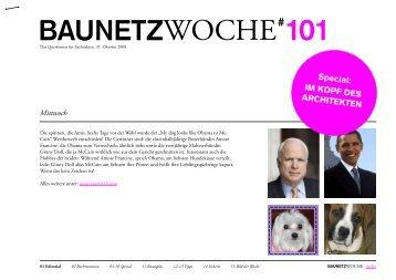 BAUNETZWOCHE#101