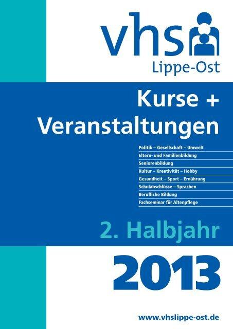 Download - Volkshochschule Lippe-Ost