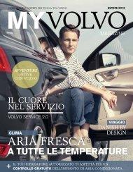 Scarica la rivista in formato PDF per scoprire tutti i dettagli - Volvo