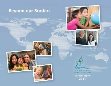 Beyond our Borders - Kawartha Pine Ridge District School Board