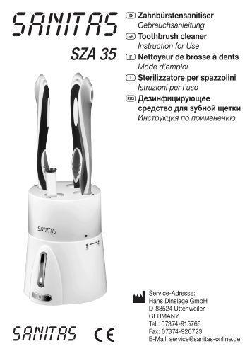 SZA 35 - Sanitas