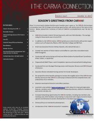 season's greetings from carma! (cont.) - Central Alberta Rural ...