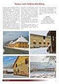 Schlosswirtpost - Schlosswirt Kornberg - Seite 3