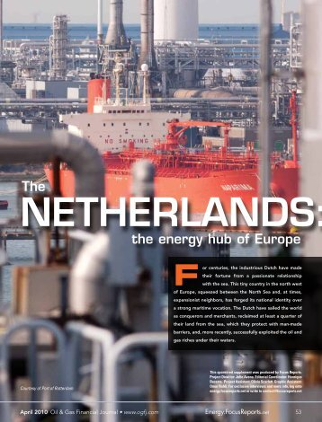 The Netherlands - Oil & Gas Financial Journal