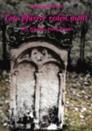 Tote Pfarrer reden nicht - Penelope Plank