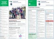 activiteiten kalender ijsselmonde 010 - Gemeente Rotterdam