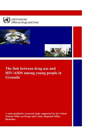 The link between drug use and HIV/AIDS among young people in ...