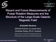 Recent and Future Measurements of Pulsar Rotation Measures and ...