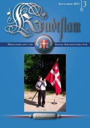 Krudtslam Nr.3-2011 - Forbundet Af Danske Sortkrudtskytteforeninger