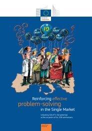 problem-solving - European Commission - Europa