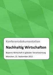 Nachhaltig Wirtschaften - Uwe Kekeritz, MdB