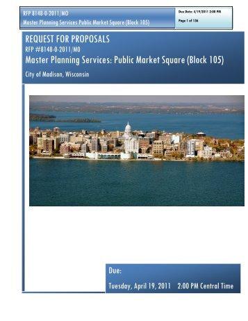 Public Market Square (Block 105) - American Planning Association ...