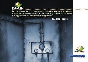 BARRIERE - Biosolesco