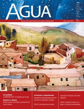 Revista Agua # 24 - BVSDE