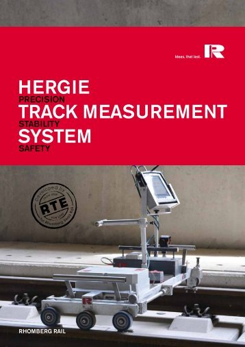 Download HERGIE - Track measurement system