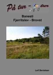 PÃ¥ tur - cykeltur. Banesti Fjerritslev - Brovst - lgbertelsen.dk