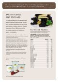 fillings, toppings & sauces - Barkersfruit.biz - Page 3